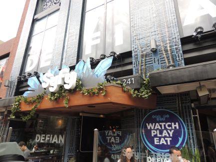 SDCC 2012 Defiance Cafe 03
