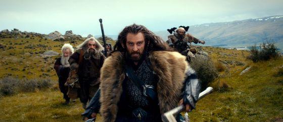 Hobbit AUJ 06 Thorin landscape