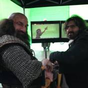 Hobbit Jackson's final shooting day 02