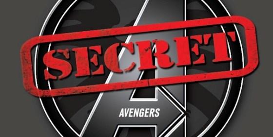Secret Avengers logo wide