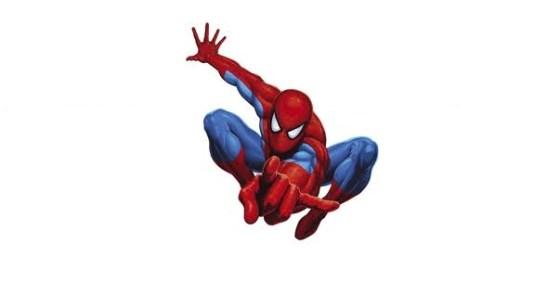 Spider-Man comic image wide