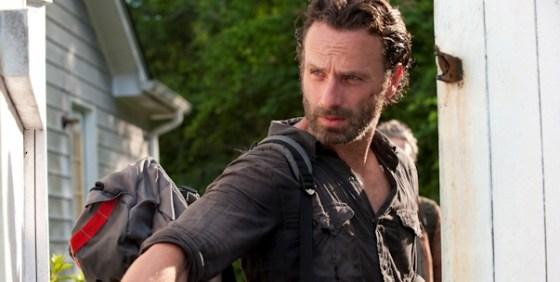 The Walking Dead 404 Rick wide