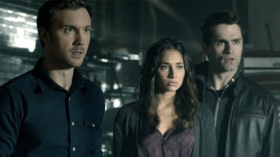 Being Human s3 Blu-ray pic trio