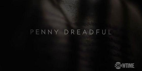 Penny Dreadful logo wide