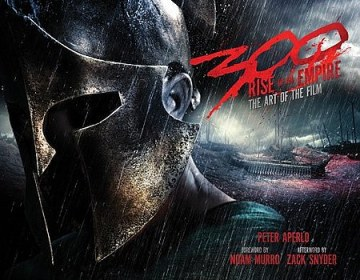 300 Rise of an empire the art of the film