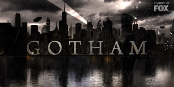 Gotham logo wide