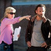 The Walking Dead BTS 416 rick