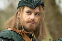 Picture shows: Tom Riley as Robin