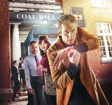 Doctor Who 806 Gallery 01 Danny Clara Doctor