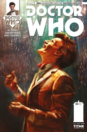 Doctor Who Eleventh Doctor #2 Cover A