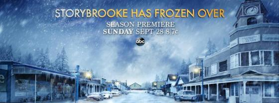Once Upon a Time s4 frozen cover pic