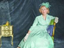 Frances Conroy as Gloria Mott