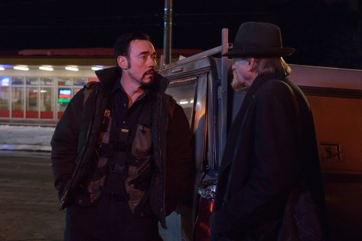 Kevin Durand as Vasiliy Fet, David Bradley as Abraham Setrakian