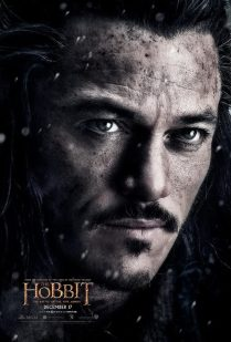 The Hobbit TBOTFA character poster Bard