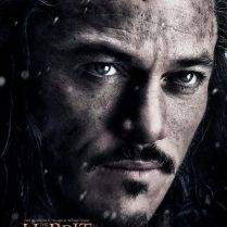 The Hobbit TBOTFA character poster Bard