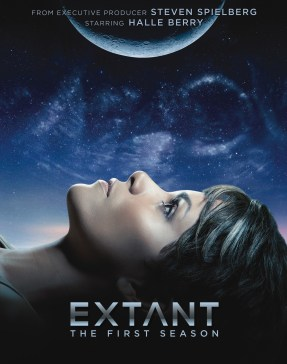 Extant s1 blu-ray cover