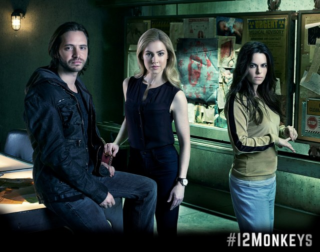 12 Monkeys cast