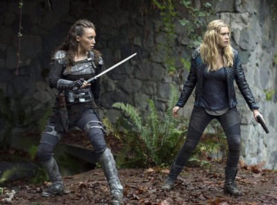 The 100 Clarke Lexa zoo