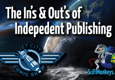 The In's & Out's of Indie Publishing – A Jet City Comic Show Panel