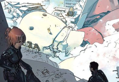MEKA or How Jean-David Morvan made me love comics again with his Giant Robots.