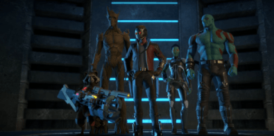 Guardians of the Galaxy The Telltale Series (144)