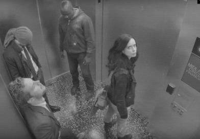 Here's The Defenders' Midland Circle Security Elevator B footage
