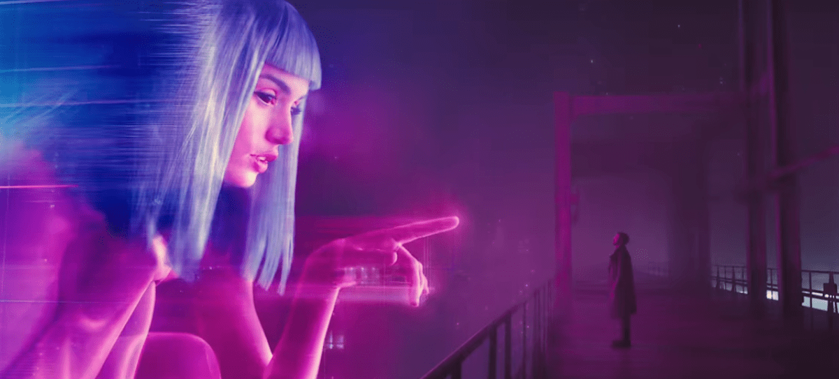 The Blade Runner 2049 trailer...the world isn't any better after 30 years.