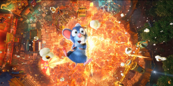 Things get a little nuttier in the second trailer for The Nut Job 2.