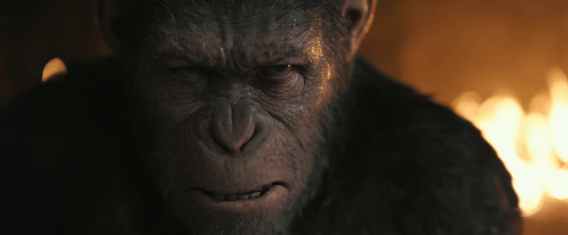 War for the Planet of the Apes (3)