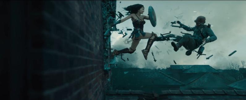 Wonder Woman (202)
