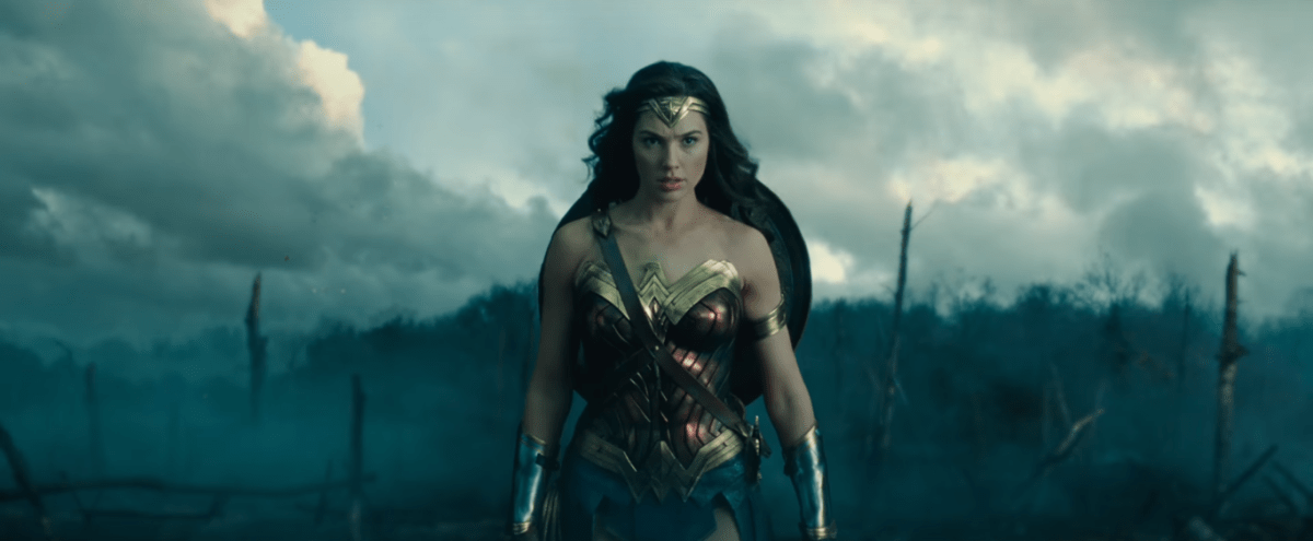 "Check out the new Wonder Woman ""Bang Bang"" TV Spot"