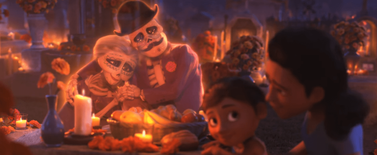 Visit the Land of the Dead in the trailer for Disney•Pixar's Coco.