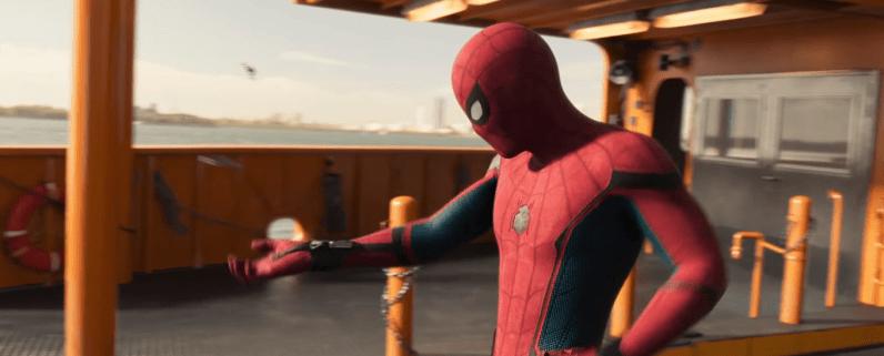 Spider-Man Homecoming - International Super Fun Hero Sneak Peak (2)
