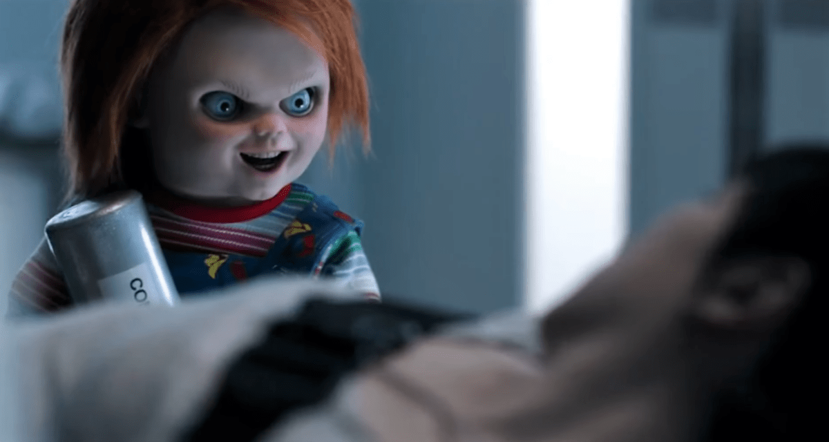It's a quest for revenge in the first trailer for Cult of Chucky.