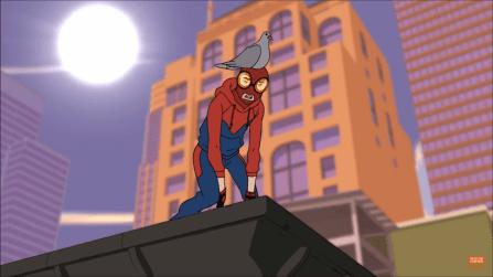Marvel's Spider-Man Disney XD (2)