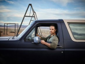 MIDNIGHT, TEXAS -- Season: 1 -- Pictured: Dylan Bruce as Bobo -- (Photo by: Virginia Sherwood/NBC)