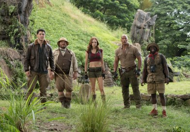 The second trailer for Jumanji: Welcome to the Jungle is quite a bit of fun.
