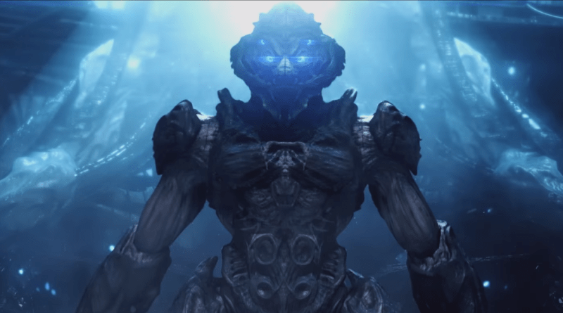A new Beyond Skyline trailer and synopsis shows Frank Grillo taking back the planet.