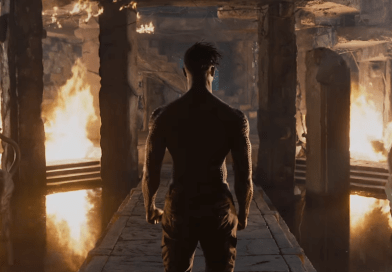 The new Black Panther trailer is here…'the revolution will not be televised'!