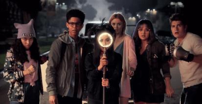 Marvels Runaways Official trailer (2)