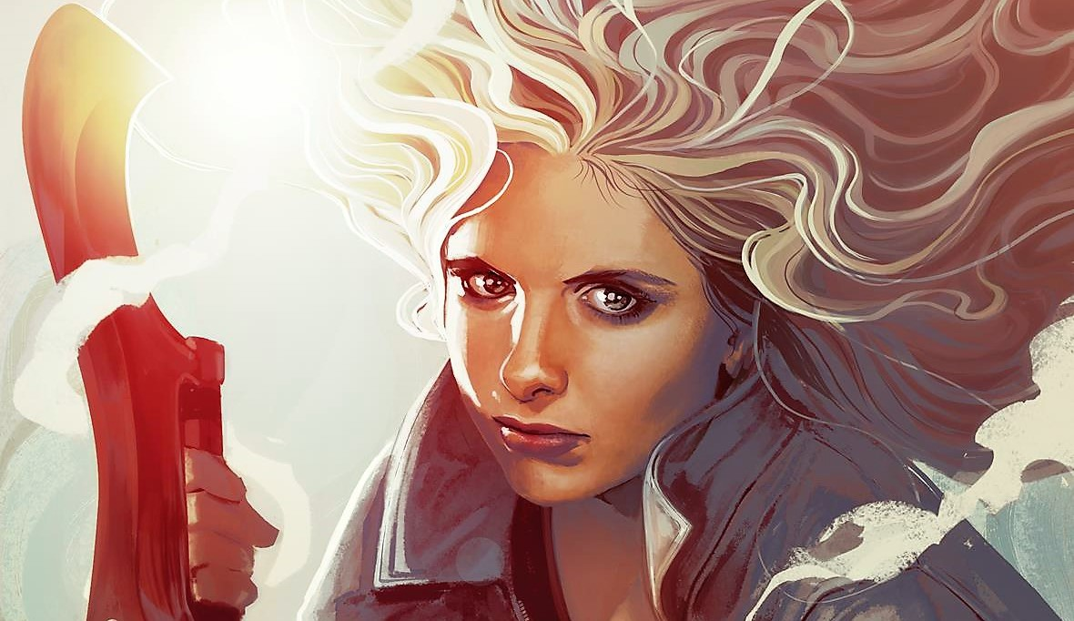 Joss Whedon returns for a 'Reckoning' in Buffy the Vampire Slayer Season 12.