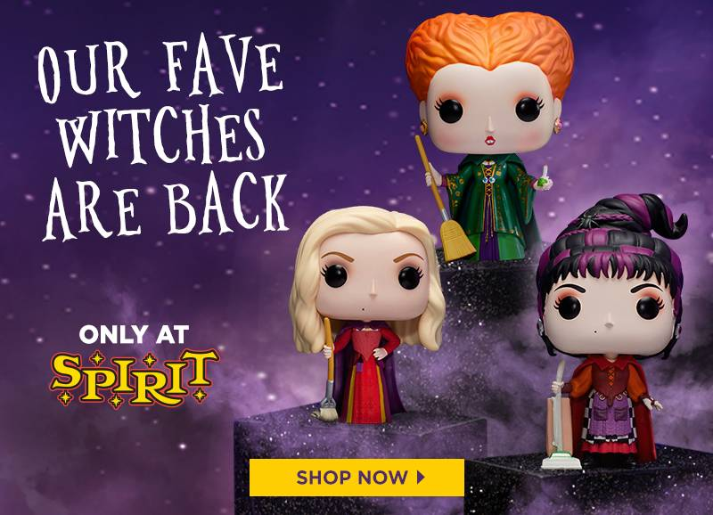 Finally The Sanderson Sisters From Hocus Pocus Get The
