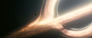 Gargantua-black hole-planet