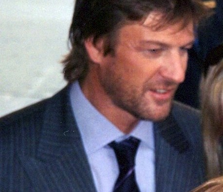Sean Bean at the premiere of North Country at the 2005 Toronto International Film Festival. Photo: Tony Shek