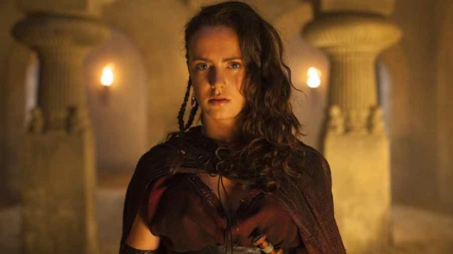 Picture shows: Medea (AMY MANSON)