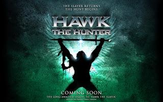 hawk sequel poster
