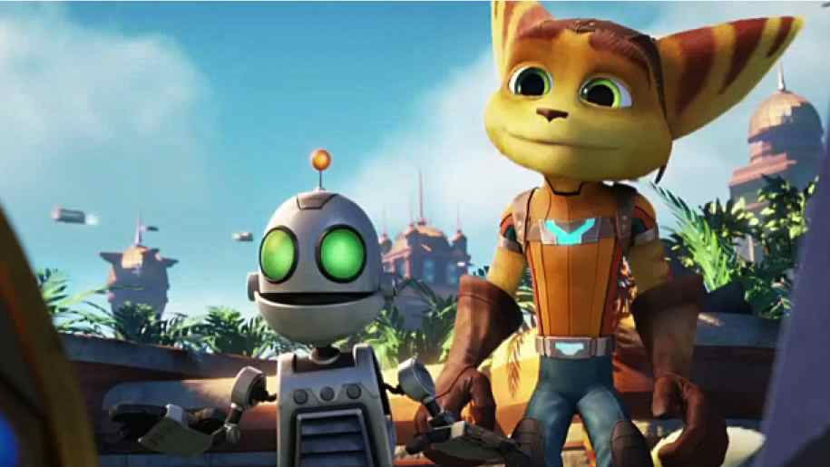 Ratchet Clank Movie And Ps4 Reboot Delayed