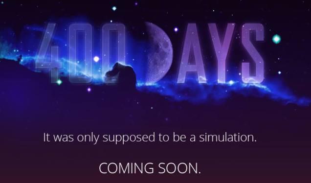 400 Days Promo art