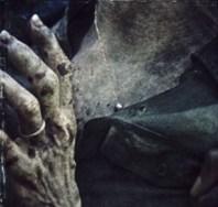 Walking Dead zombie promo