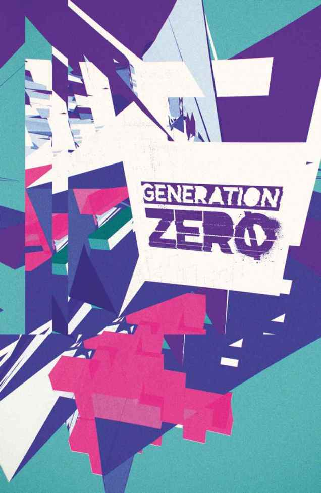 GENERATION ZERO #1 – Cover B by Tom Muller